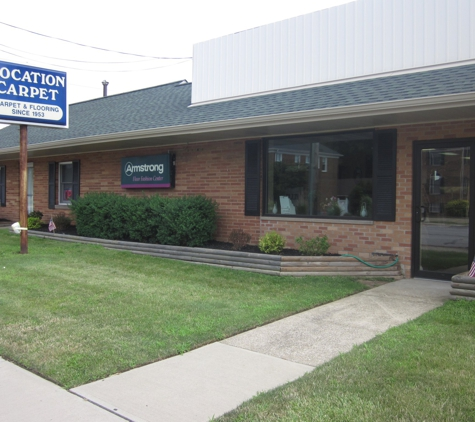 Location Carpet Co. - Wickliffe, OH
