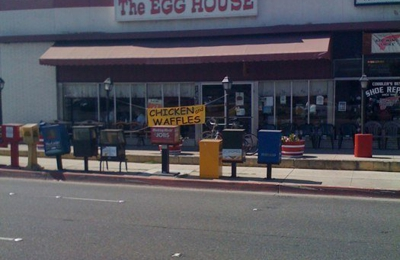 The Egg House - Simi Valley, CA. Store Front