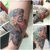 Silver Screen Tattoo