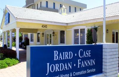 baird case jordan fannin funeral home cremation service 4343 n