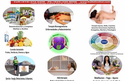 Natural Health Options-Holistic Center - Dublin, CA