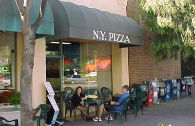 New York Pizza - Palo Alto, CA