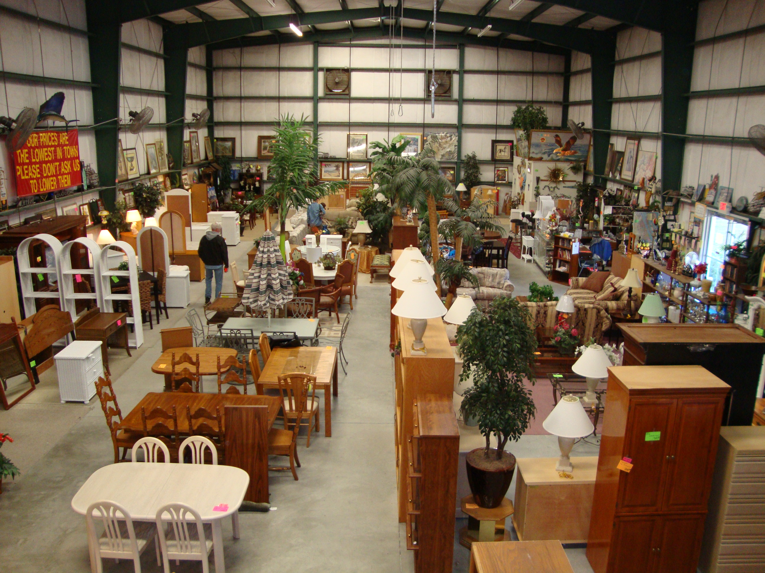 Westside used furniture warehouse