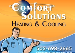 Comfort Solutions Heating & Cooling - Clackamas, OR