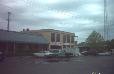 Olmos Perk Coffee Bar - San Antonio, TX
