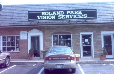 Roland Park Vision Services - Baltimore, MD