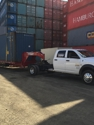 Can load and unload containers