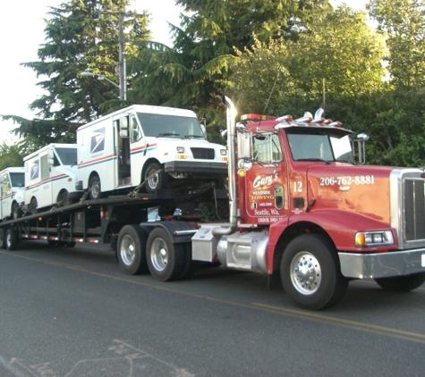 Gary's Westside Towing - Seattle, WA