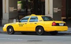 Yellow Cab of the Shenandoah