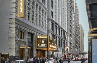 Hampton Inn Majestic Chicago Theatre District - Chicago, IL