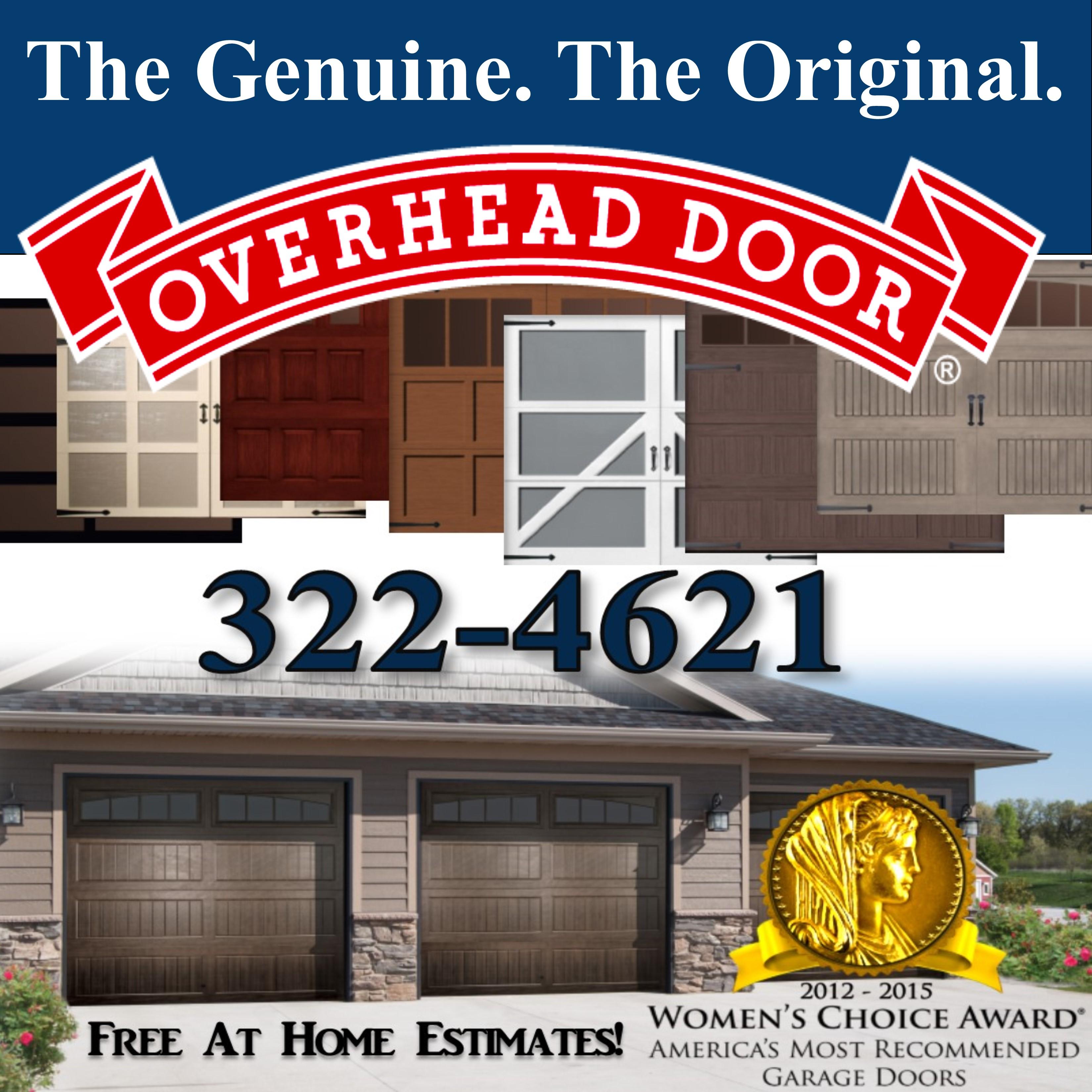 Overhead Door Co Of Sierra Nevada Reno Inc 1290 Holcomb