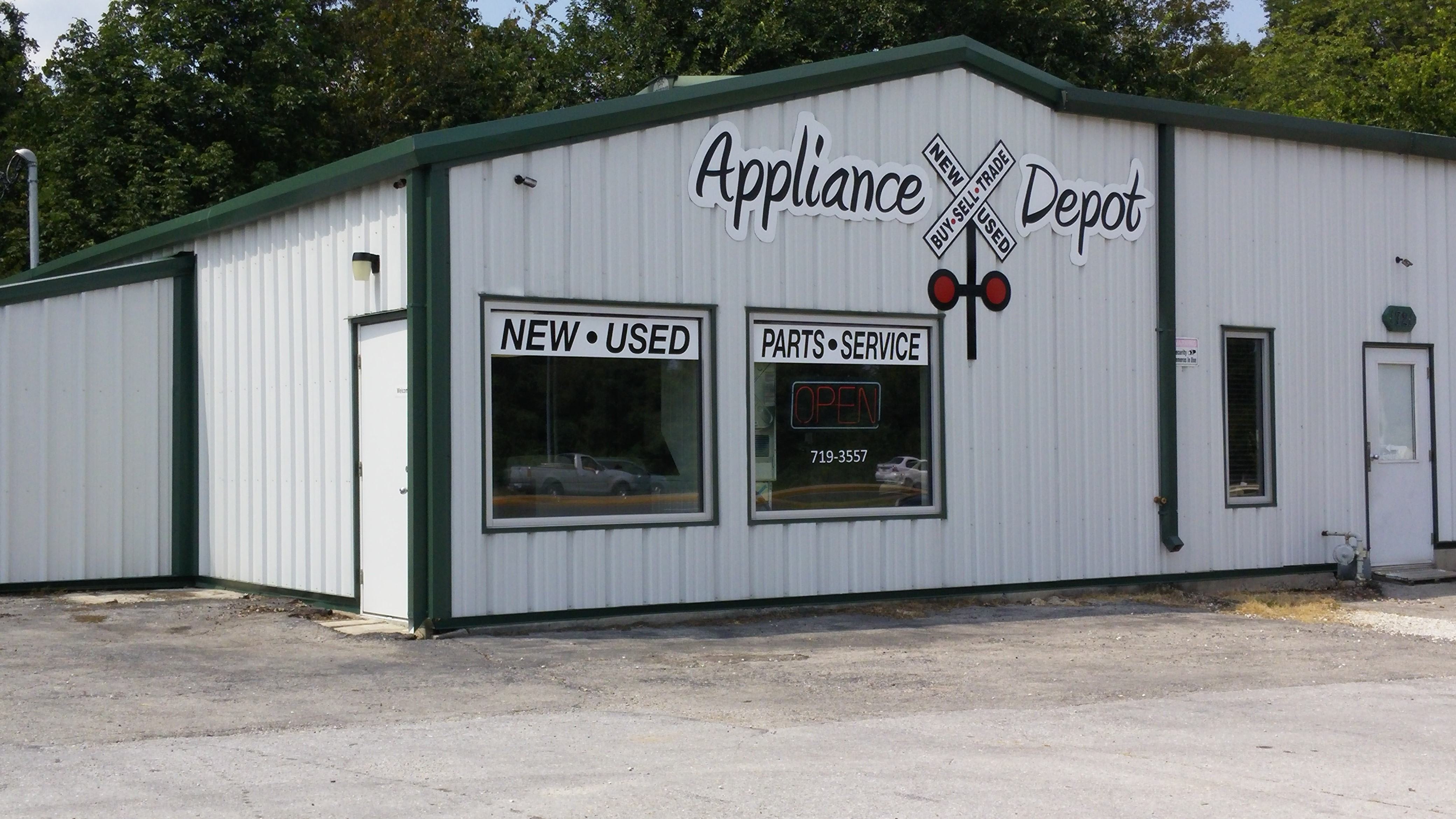 Appliance Depot Springfield MO YP