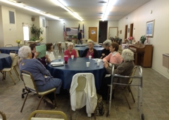 Chester County Senior Center - Henderson, TN
