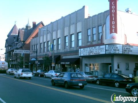 The Upper Crust, Brookline MA