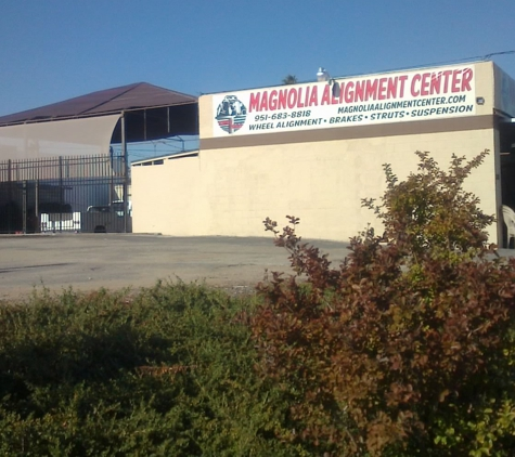 Magnolia Wheel Alignment & Brake Center - Riverside, CA