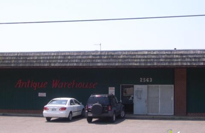 Antique Warehouse Mall - Memphis, TN