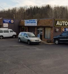 E Q Muffler Inc - Uniontown, PA