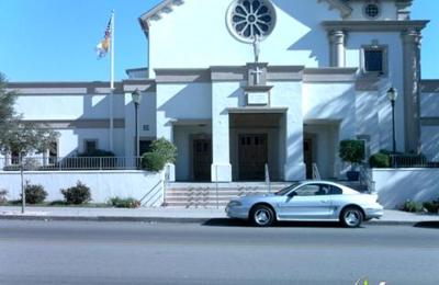 St Brigid Catholic Church - San Diego, CA