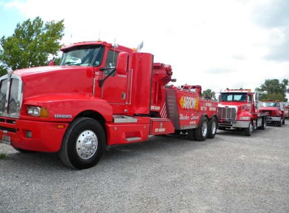 Arrow Wrecker Service - Oklahoma City, OK