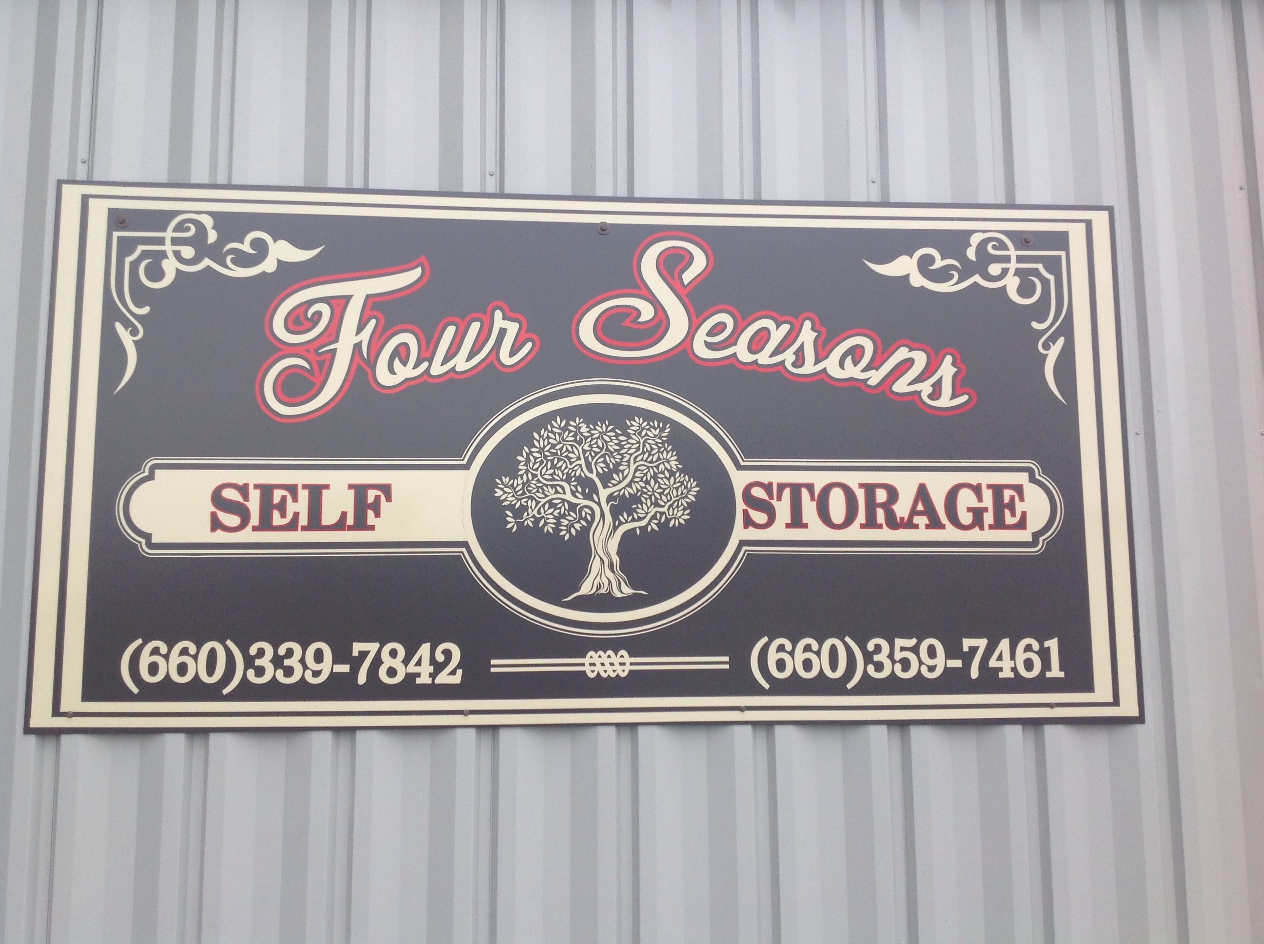 Four Seasons Self Storage 1212 Oklahoma Ave Trenton Mo