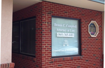 Dennis Campbell Law Office - Sevierville, TN