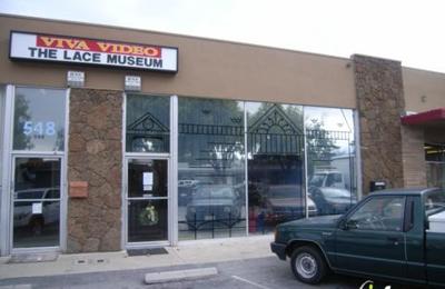 Lace Museum - Sunnyvale, CA
