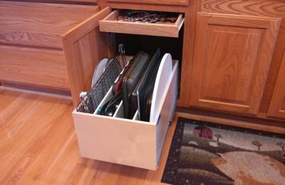 Slide Out Shelf Solutions - Wichita, KS