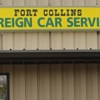 Fort Collins Foreign Car Service