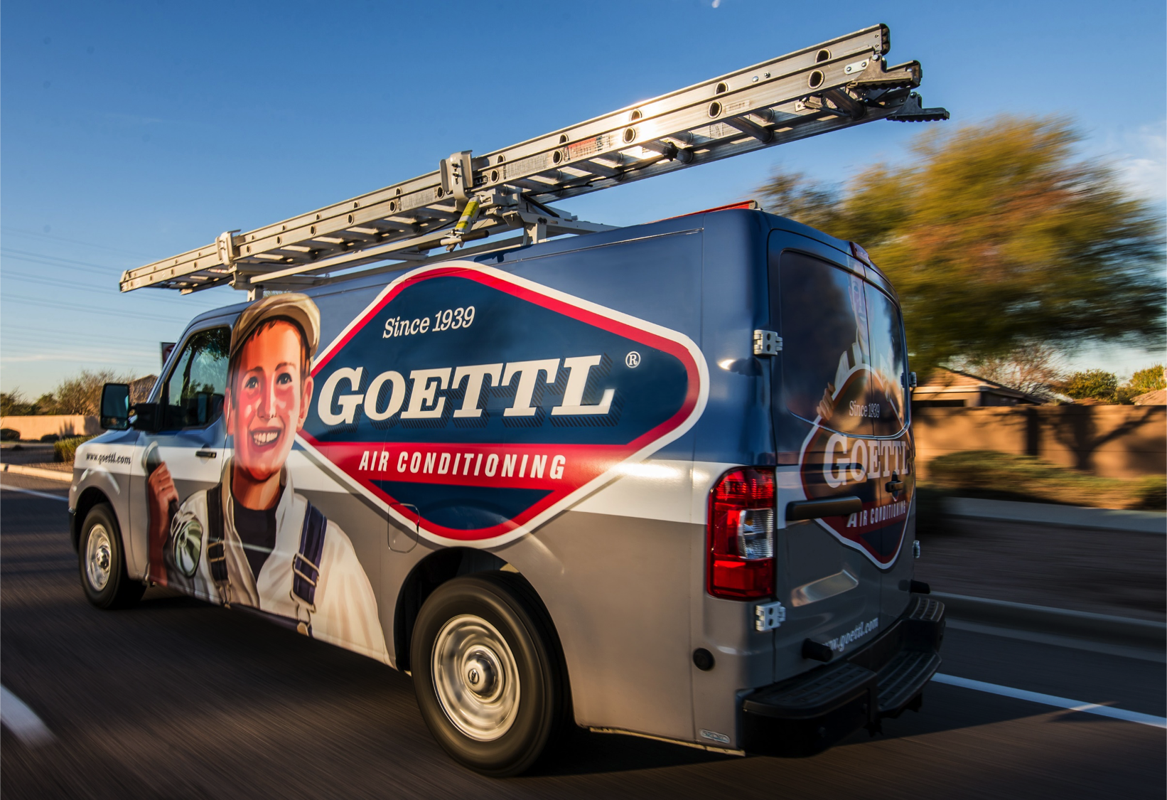 Goettl Air Conditioning 2551 N Dragoon St Ste 151  Tucson  Az 85745
