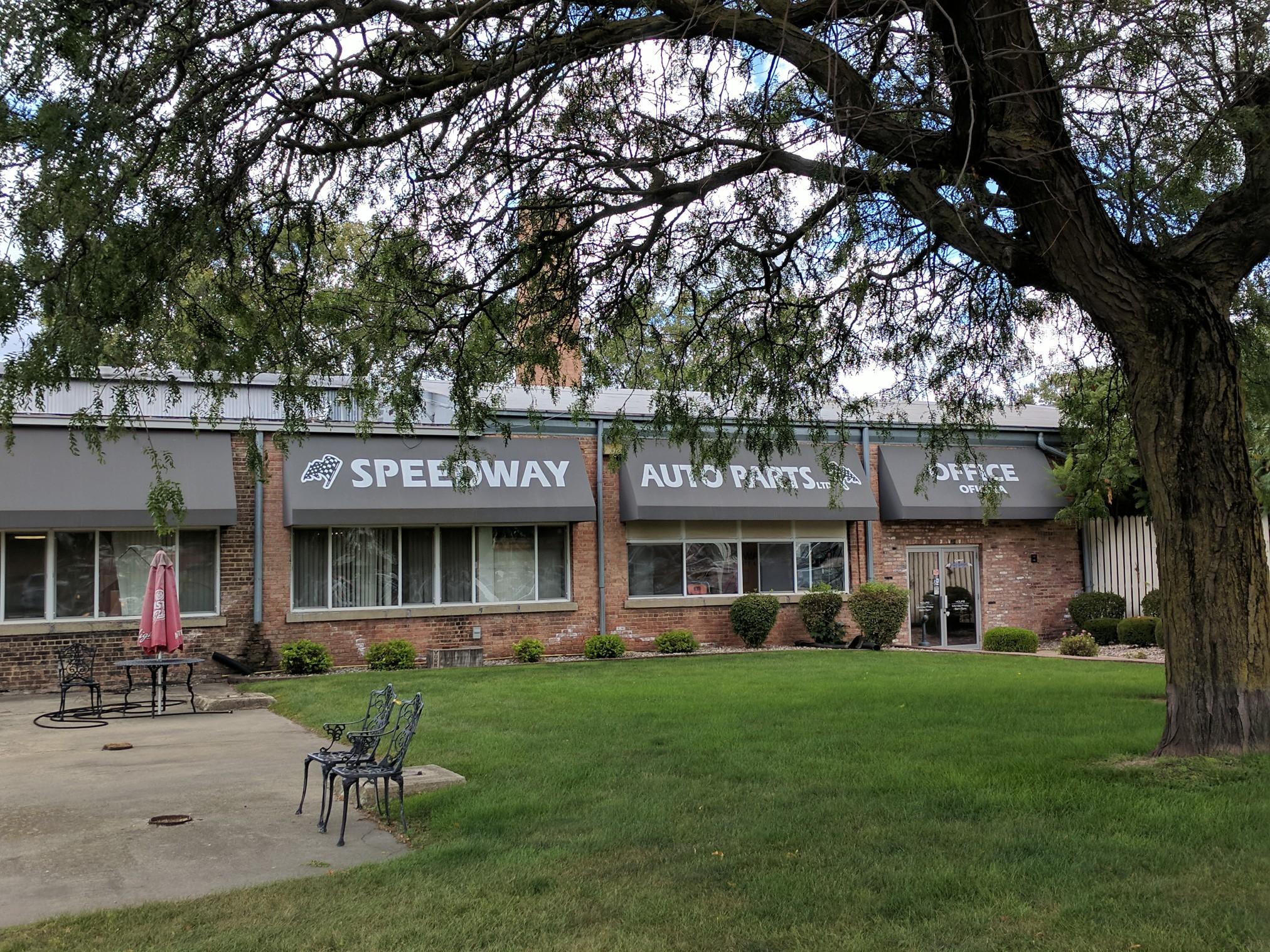 Speedway Auto Salvage >> Speedway Auto Parts Ltd 1301 Herkimer St Joliet Il 60432