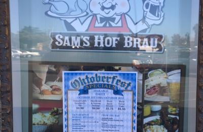 Sam's Hof Brau - Sacramento, CA
