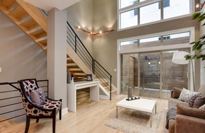 Bell Floor Covering - Philadelphia, PA. Our floors in a Philadelphia residence