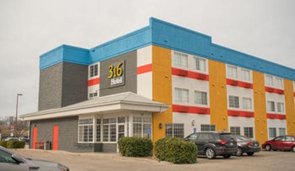 316 Hotel - Wichita, KS
