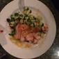 Cinco Mexican Cantina - Atlanta, GA. Grilled Salmon with a cucumber salad was good per my husband.