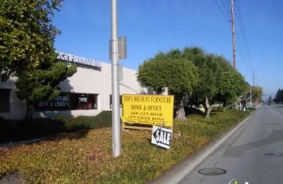 Tom's Discount Office Furniture - Santa Clara, CA