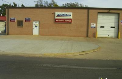 Hyde  Auto Service - Oklahoma City, OK