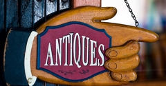 Our Reclaimed Treasures LLC - New Castle, PA. Come in and shop around.