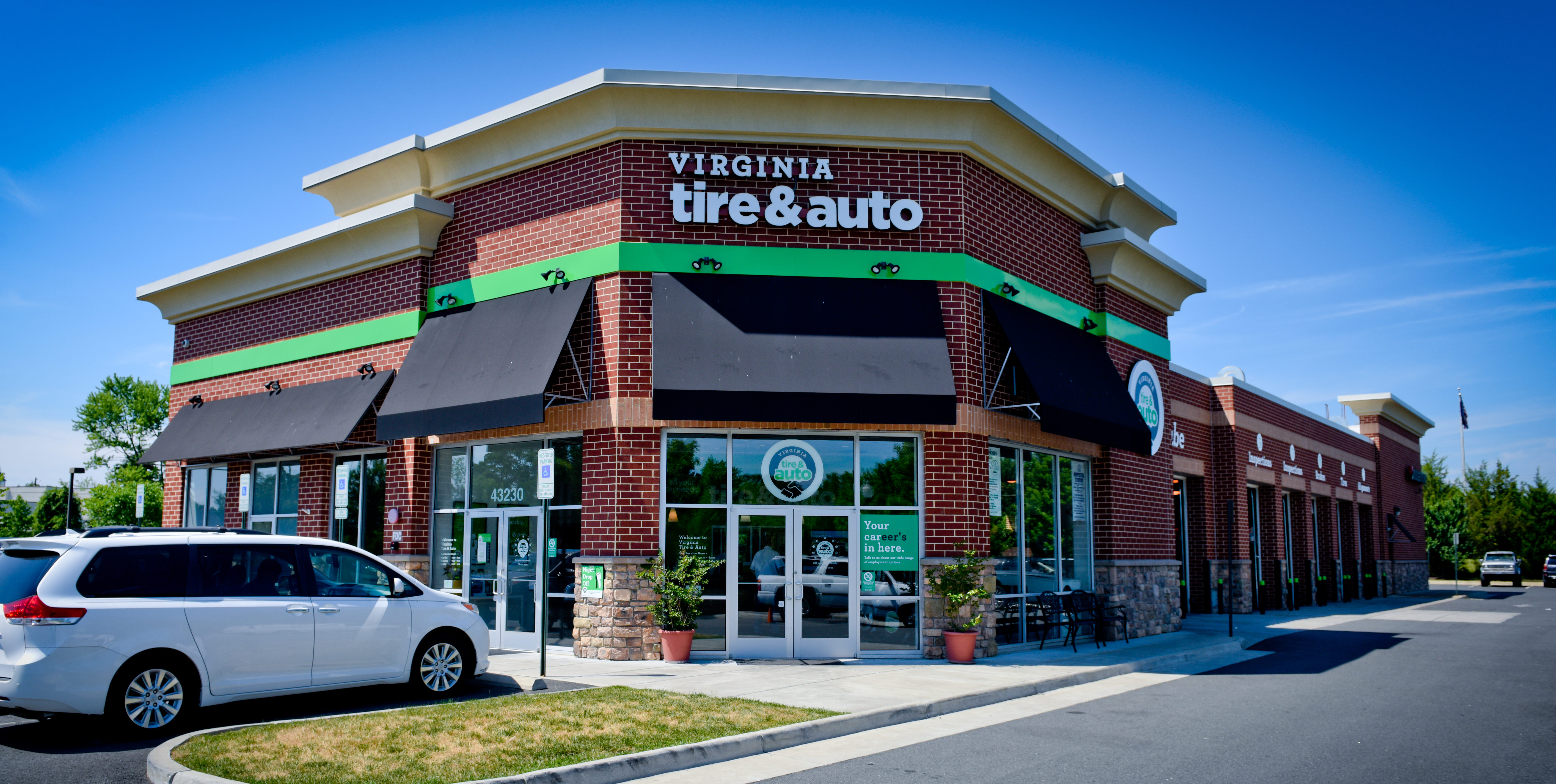 Virginia tire and auto chantilly