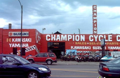 Champion Cycle Center Inc - Chicago, IL