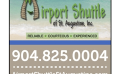 Airport Shuttle Of St Augustine Inc
