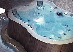 A-Tex Family Fun Center - Austin, TX. Dimension One Spas, Hot Tubs. Austins #1 Hot Tub Brand