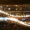 Gordon Ramsay Burger