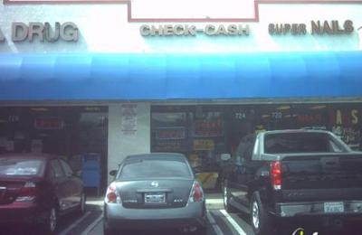 American Check Cashing - Pomona, CA
