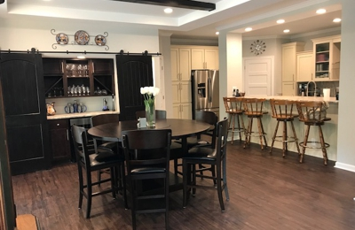 Homes By Vanderbuilt - Sanford, NC. Dining, Beverage bar