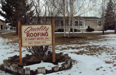 Quality Roofing & Sheet Metal Inc - Bozeman, MT
