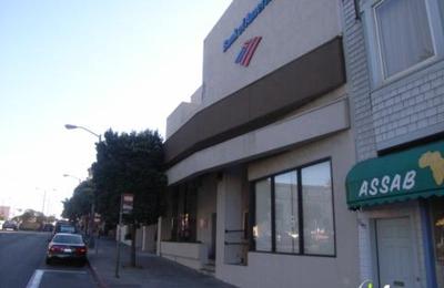 Bank of America - San Francisco, CA