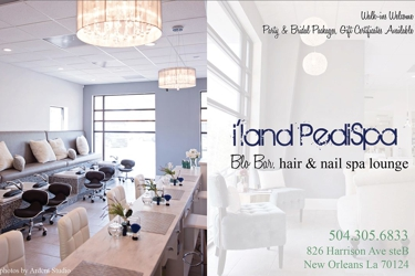 I-Land Pedi Spa