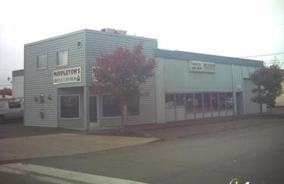 Middleton Heating & Sheet Metal Inc - Corvallis, OR