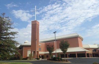 Collierville First Baptist Church - Collierville, TN. Collierville First Baptist Church