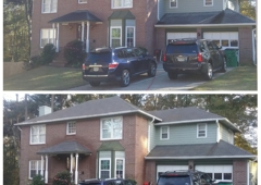 Clean Solutions Roof Cleaning & Pressure Washing - Fairburn, GA. Roof cleaning in Atlanta, Ga. Remove the destructive black stains that are damaging your roof. We service Atlanta & Metro-Atlanta area